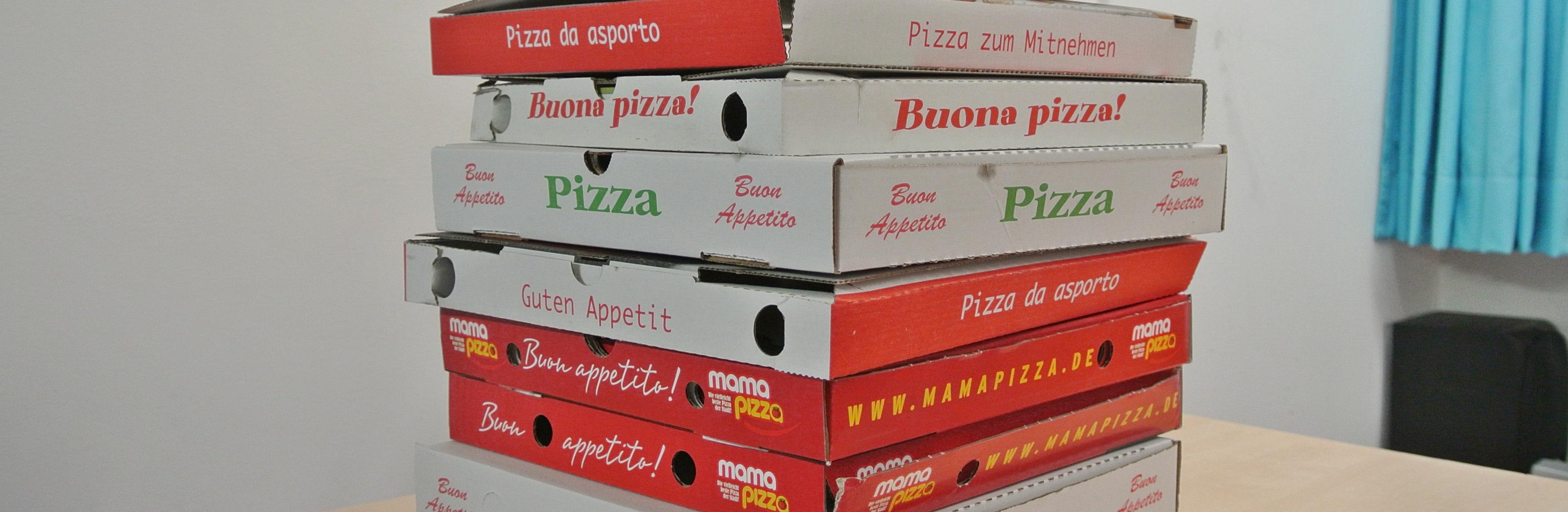 KULT testet: Pizza-Lieferdienste