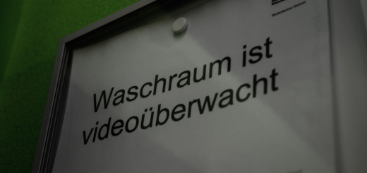 Präsidenaktion: Unterschriftenliste Waschsalon