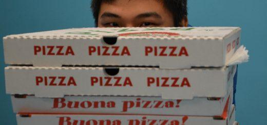 Die beste Pizza im Olydorf