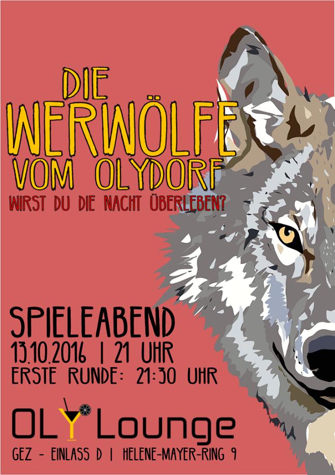 [:de]Spieleabend: Die Werwölfe vom Olydorf[:]