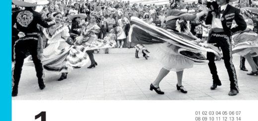 Fotokalender der Olympischen Spiele 1972