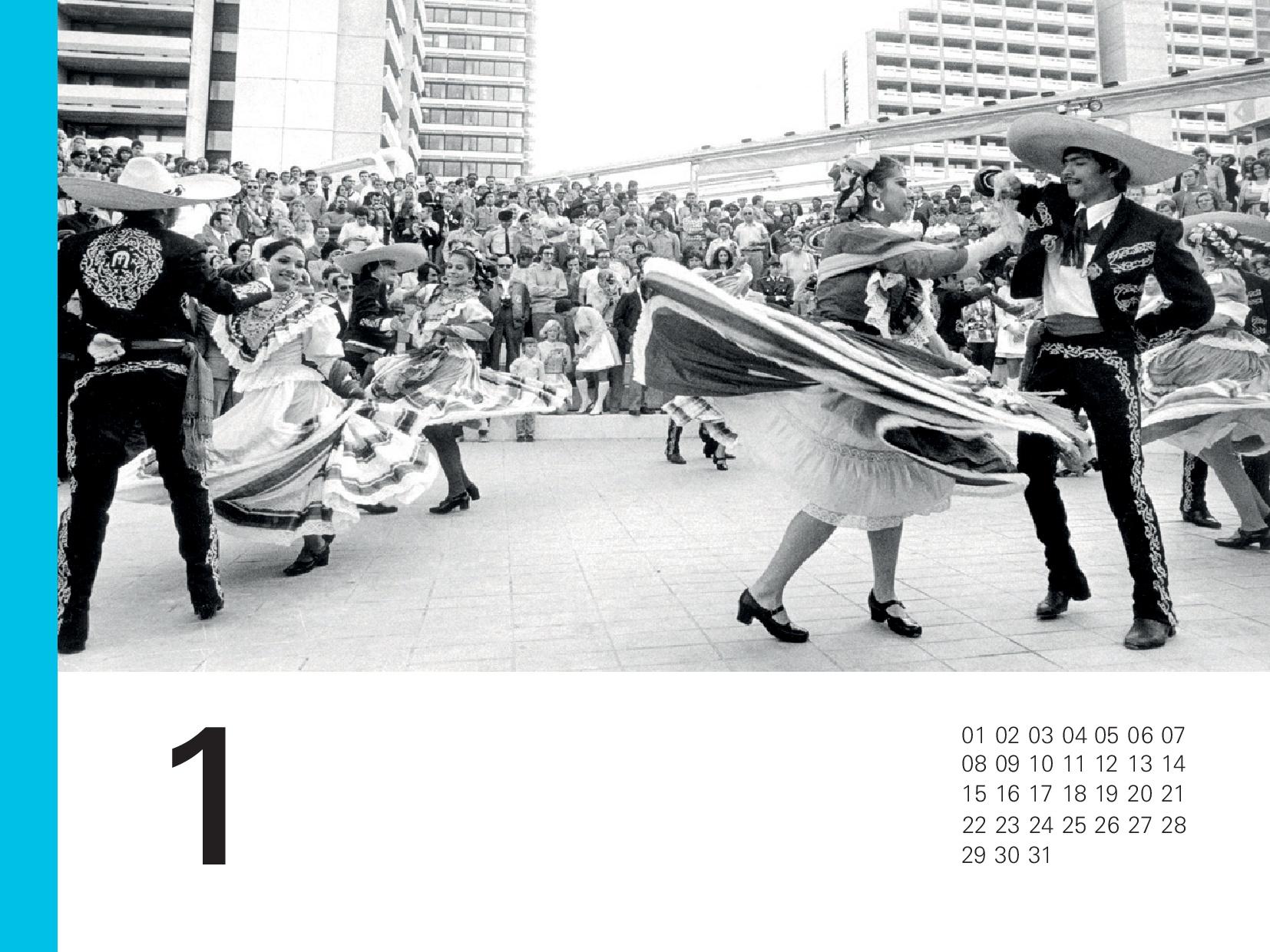 [:de]Fotokalender der Olympischen Spiele 1972[:]