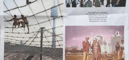 Süddeutsche über Fotokalender 1972