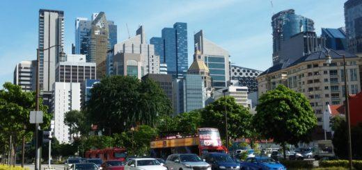 """Singapore - the """"fine"""" city - Teil 2"""
