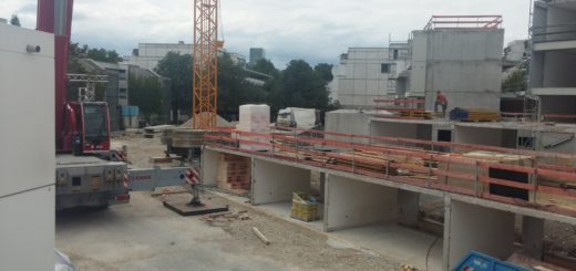 Studentenwerk plant keine Entschädigung für die Bauarbeiten