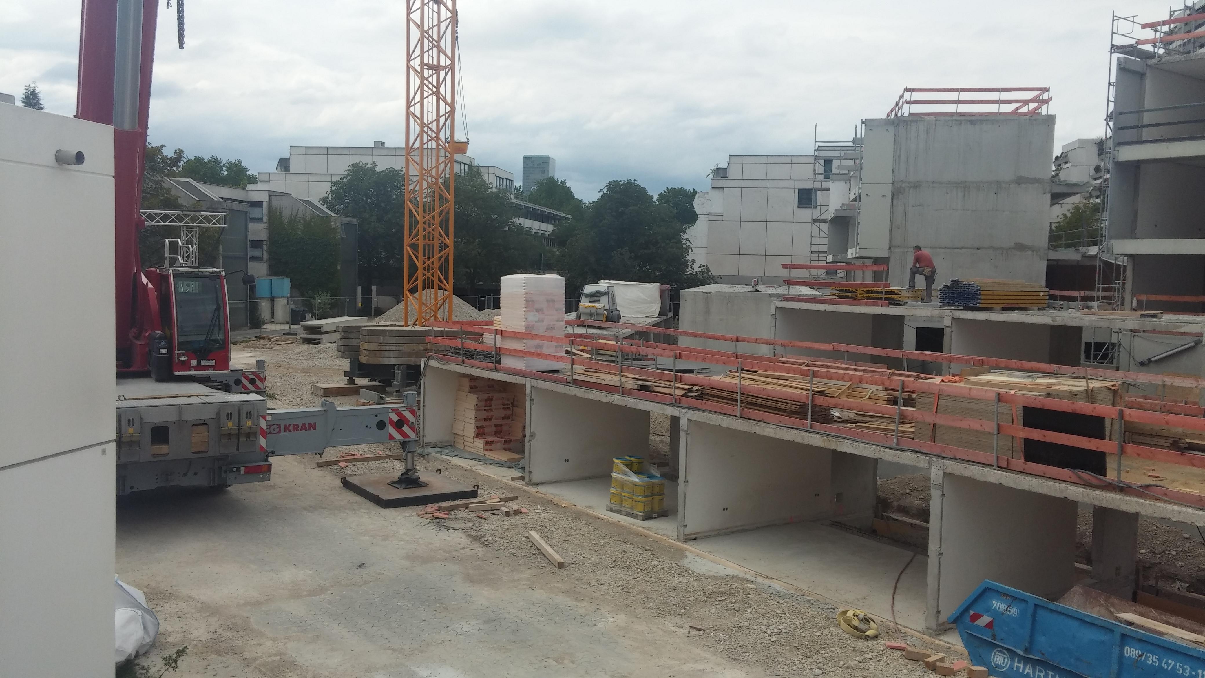 [:de]Studentenwerk plant keine Entschädigung für die Bauarbeiten[:en]Studentenwerk does not offer compensation for construction site[:]