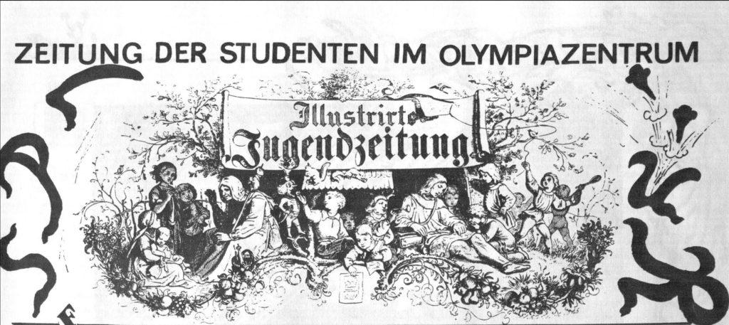 Rülps: die erste Dorfzeitung im Olydorf aus 1977