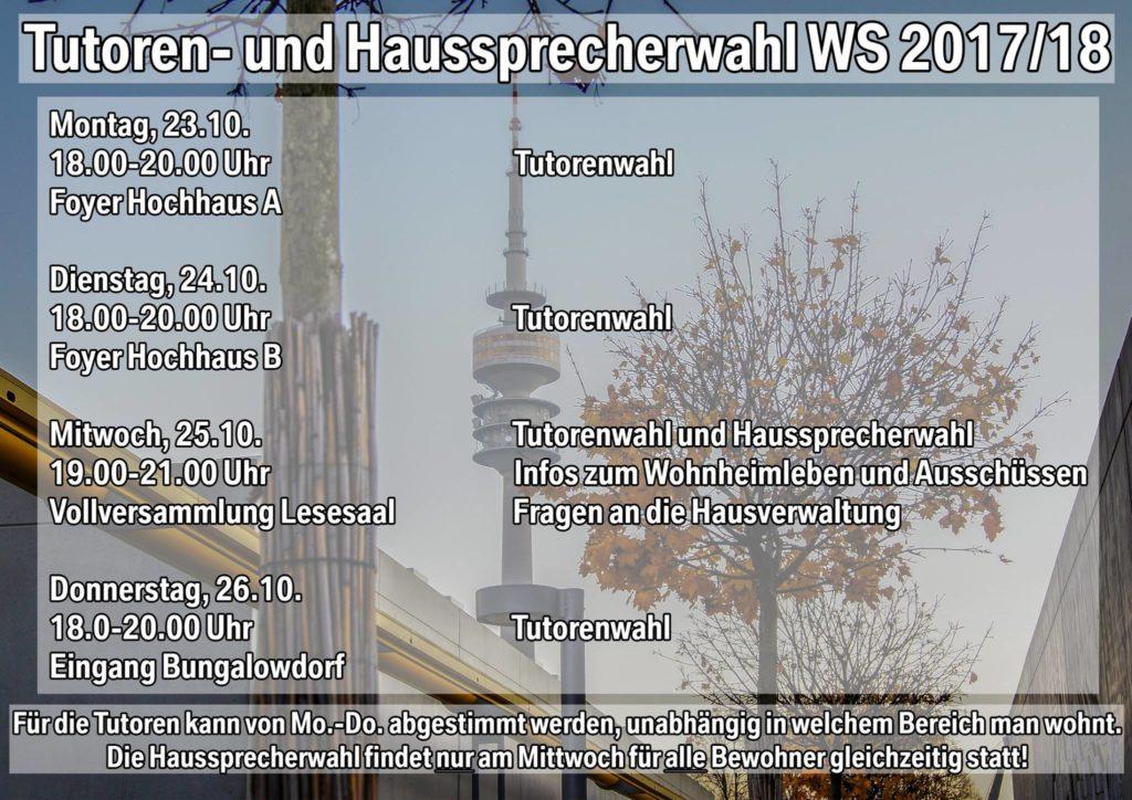 [:de]Tutoren- und Haussprecherwahl WS 2017/18[:en]Election of dorm tutors and dormspeakers WS 2017/18[:]