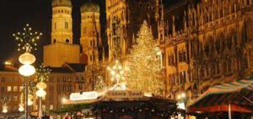 """Münchner """"Must-see-Weihnachtsmärkte"""""""