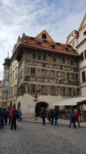 Olydorf-Theaterausschuss in Prag auf den Spuren Kafkas