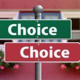 Die Qual der Wahl? - Vollversammlung April 2018