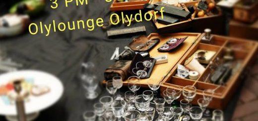 RAAAAAAAAAAUUUUUUUUUSSSSS - Flohmarkt im Olydorf