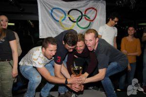"""(Deutsch) """"Ein riesen Spaß"""" - So waren die Olympischen Dorfspiele"""