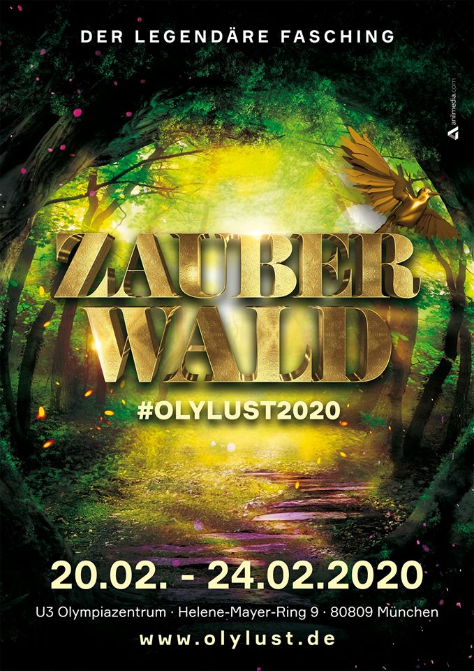 """OlyLust 2020  """"Zauberwald"""" - Wer steckt dahinter?"""