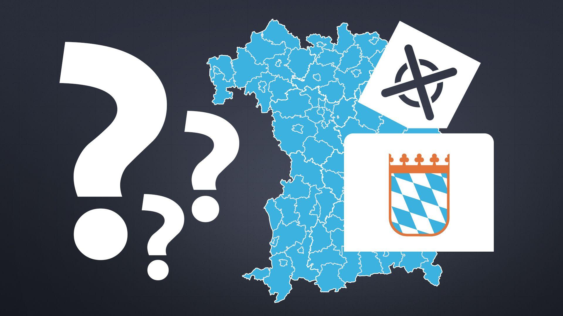 Kommunalwahlen in München am  15. März