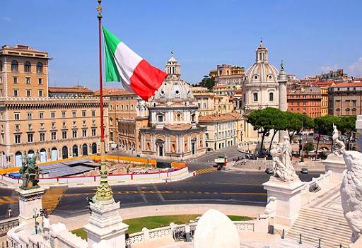 Städtereise: Rom (Teil 1)