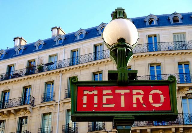 Städtereise: Paris (Teil 1)